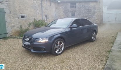 Audi A4 2 L TDI DPF Ambition Luxe 2008