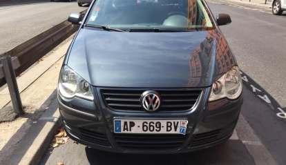 Volkswagen Polo IV 2008