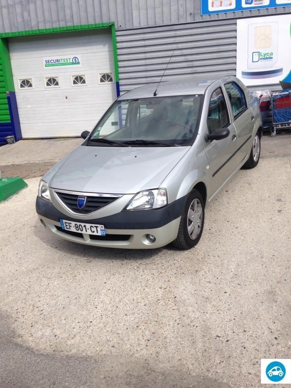 Dacia Logan 1.4 L 2007