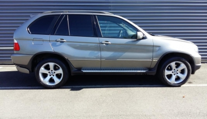 Bmw X5 3.0 D Pack M Exclusive 2006