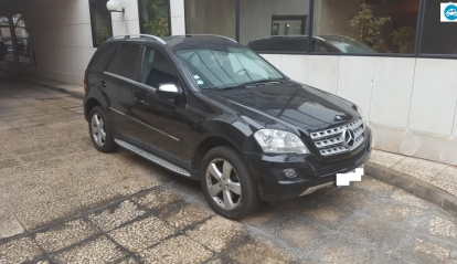 Mercedes ML320 CDI 4Matic Pack Sport 2008