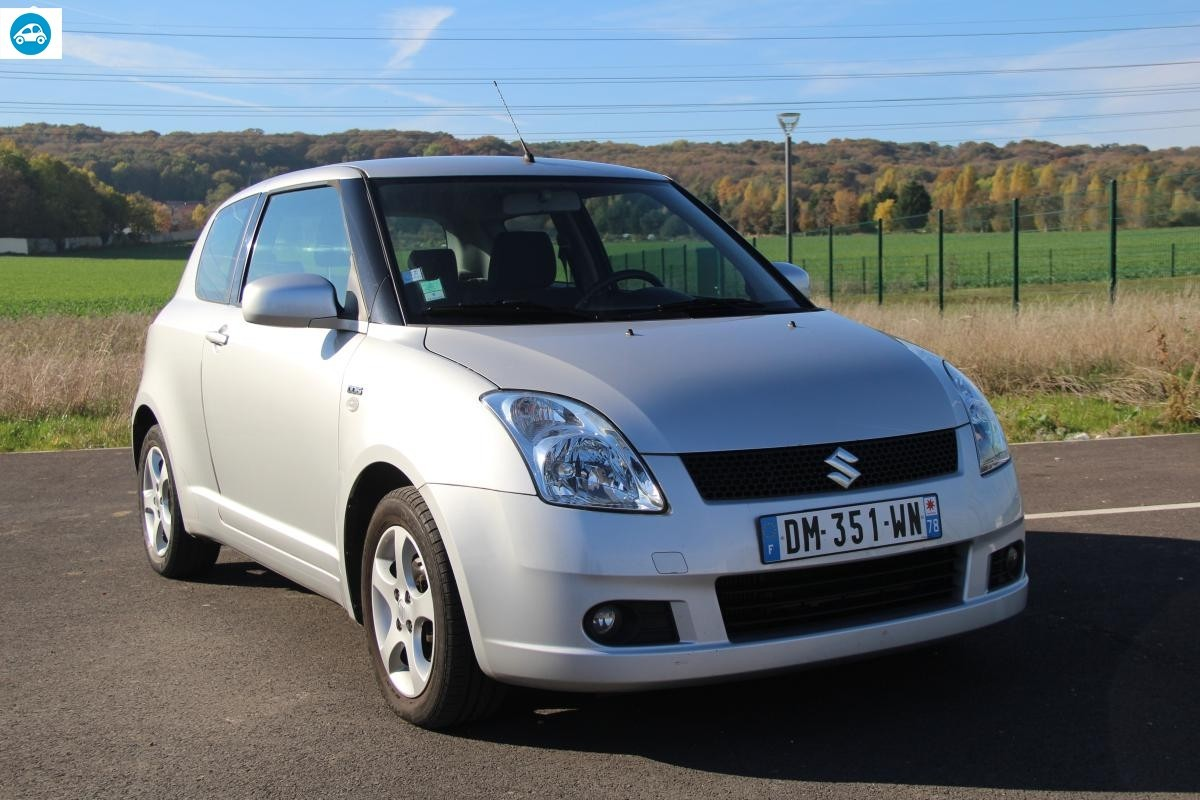 achat suzuki swift iii 1 3 ddis 16v gls 2006 d 39 occasion. Black Bedroom Furniture Sets. Home Design Ideas