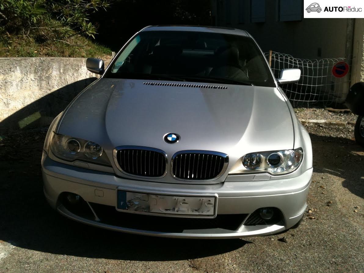 BMW Série 3 Coupé 2003