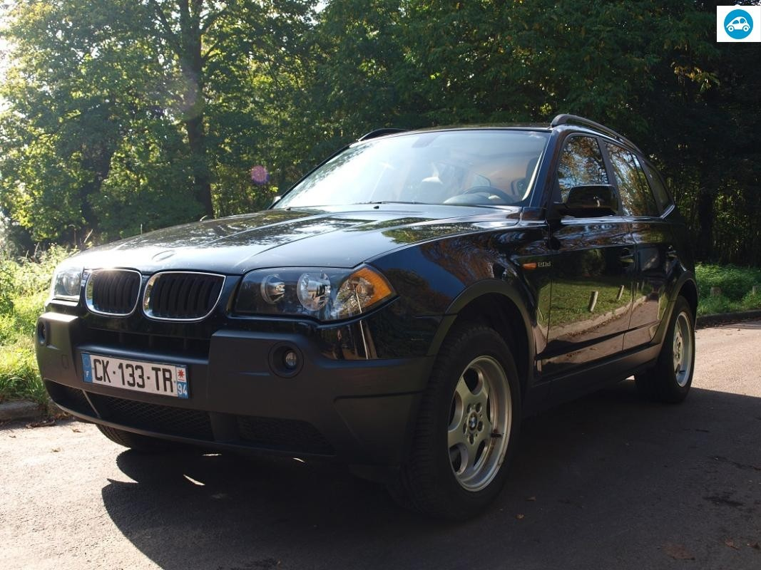 achat bmw x3 e83 2 0 d confort 2006 d 39 occasion pas cher 11 900. Black Bedroom Furniture Sets. Home Design Ideas