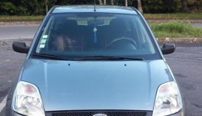Ford Fiesta TDCI 2002