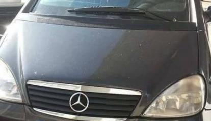 Mercedes Class A 2000