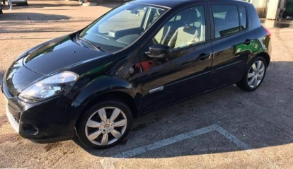 Renault Clio III 1.2 L TCE Edition XV 2012