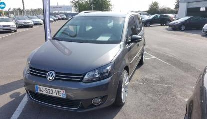 Volkswagen Touran II Carat 2011
