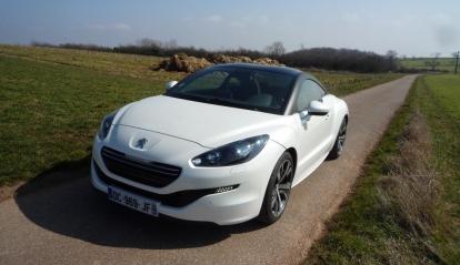 Peugeot RCZ 2.0 HDI Phase II 2014