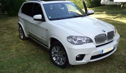 BMW X5 XDRIVE 40D PACK M