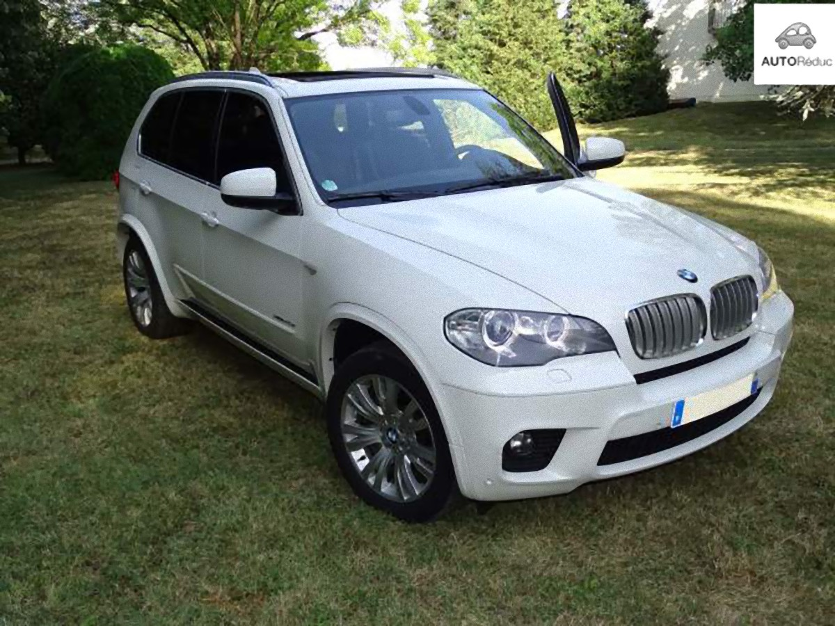 achat bmw x5 xdrive 40d pack m d 39 occasion pas cher 46 000. Black Bedroom Furniture Sets. Home Design Ideas