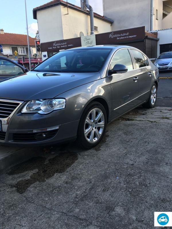 achat volkswagen passat 6 2 0 tdi carat 2007 d 39 occasion pas cher 6 500. Black Bedroom Furniture Sets. Home Design Ideas