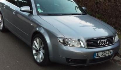 Audi A4 S-Line 1.9 L 2004