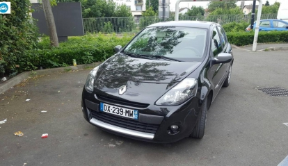 Renault Clio III T 1.5 L 20th 2010