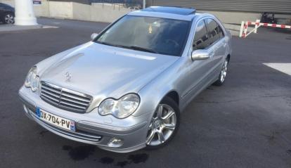 Mercedes Classe C320 3.0 CDI Pack Luxe 2005