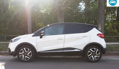 Renault Captur TCE Intens EDS 2015