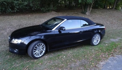 Audi A5 Cabriolet 2.0 TFSI Ambition Luxe 2009