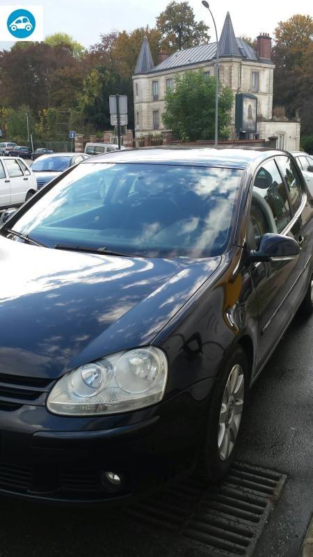 Volkswagen Golf V 1.6 L FSI Sport 2005