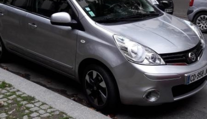 Nissan Note 1.5 DCI Visia 2012