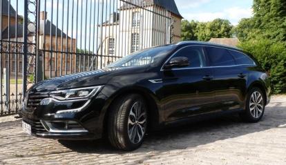 Renault Talisman Estate Intens dCi EDC 2016
