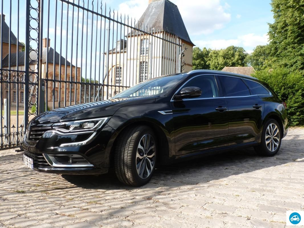Renault Talisman Estate Intens dCi EDC 2016