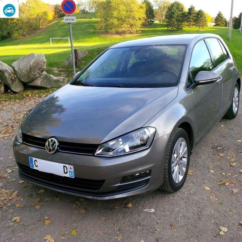 Volkswagen Golf VII TSI Confortline 2013