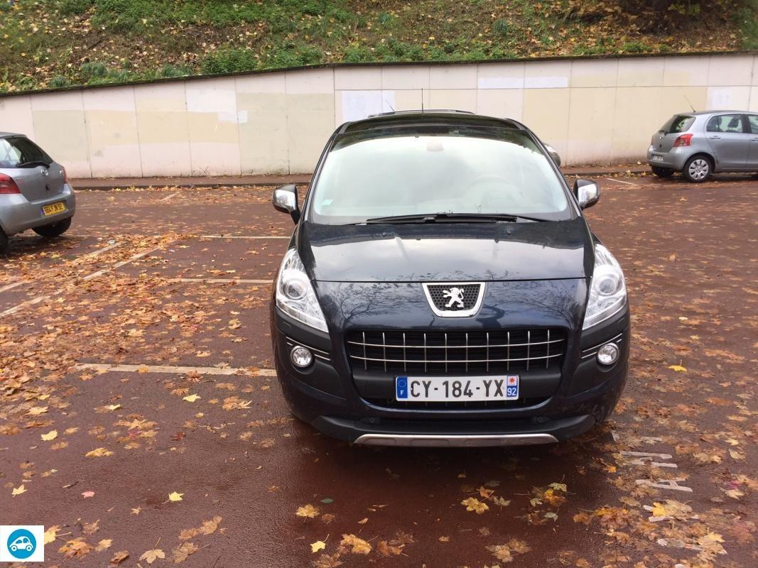 Peugeot 3008 Féline 1.6 L HDI 2013