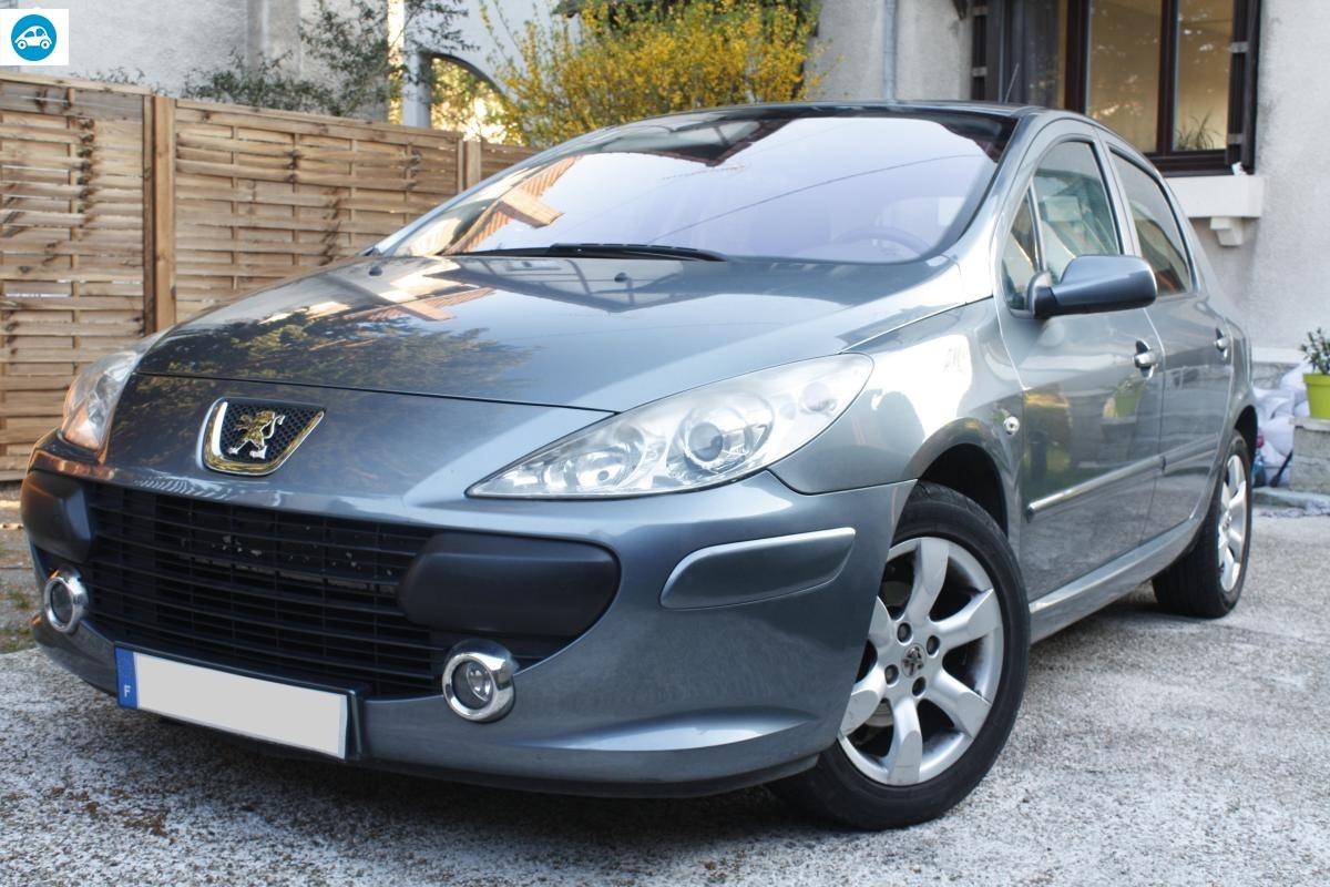 Peugeot 307 1.6E 16V Sport 2006