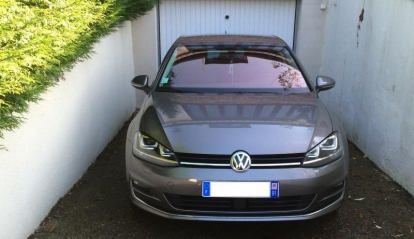 Volkswagen Golf VII Carat 2014