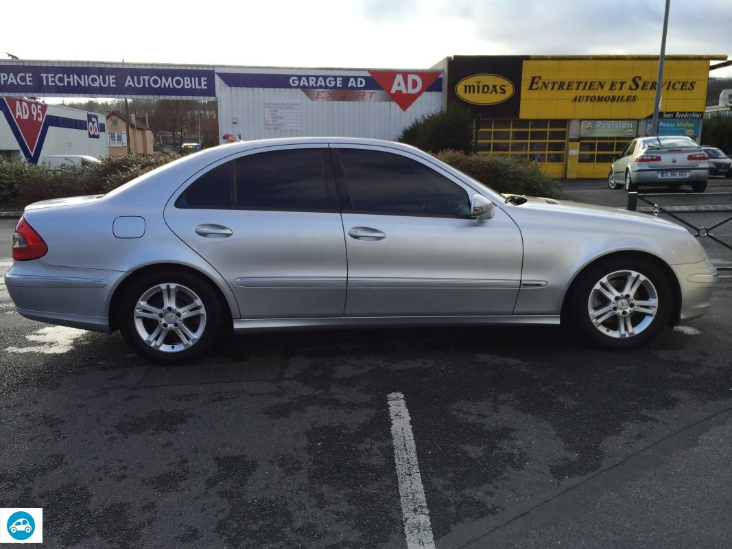 Mercedes Classe E PH2 220 CDI Avantgarde 2006
