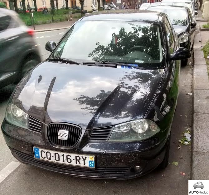 Seat Ibiza 1.9 TDI 2002