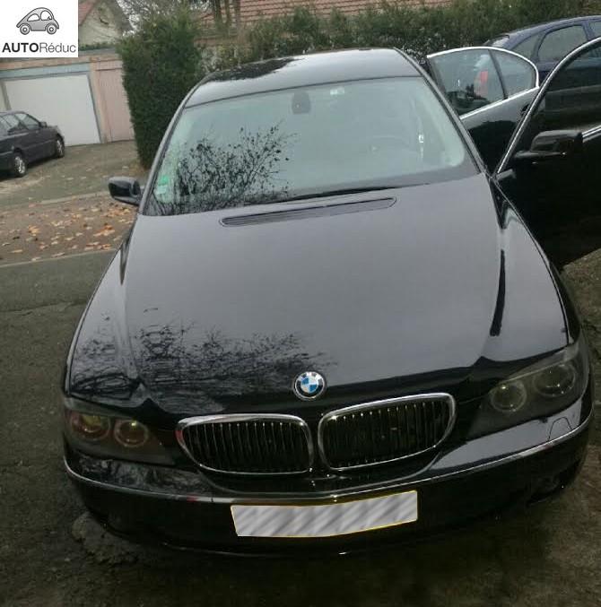 BMW Série 7 2008