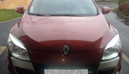 Renault Mégane III Coupé 1.5 dCi 2011