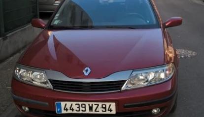 Renault Laguna II 1.6 L 2002