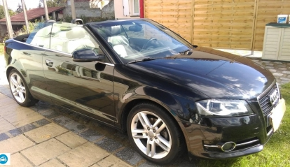 Audi A3 cabriolet 2.0 TDI Ambition Luxe 2011