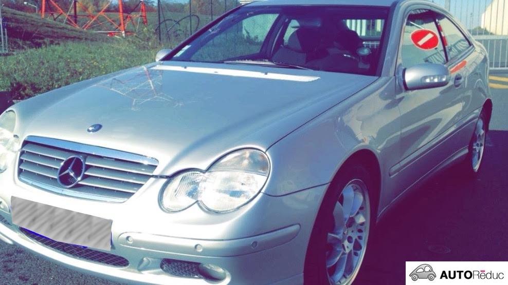 Mercedes Classe C Coupé 2001