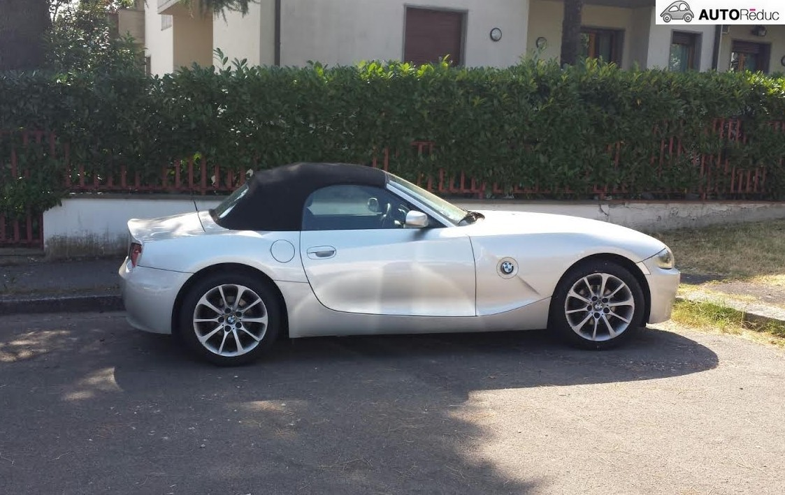 achat bmw z4 roadster 2 0 l 2009 d 39 occasion pas cher 13 500. Black Bedroom Furniture Sets. Home Design Ideas