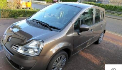RENAULT GRAND MODUS 1.5 Dci 90