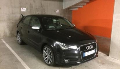 Audi A1 Sportback 1.4 TFSI 2013