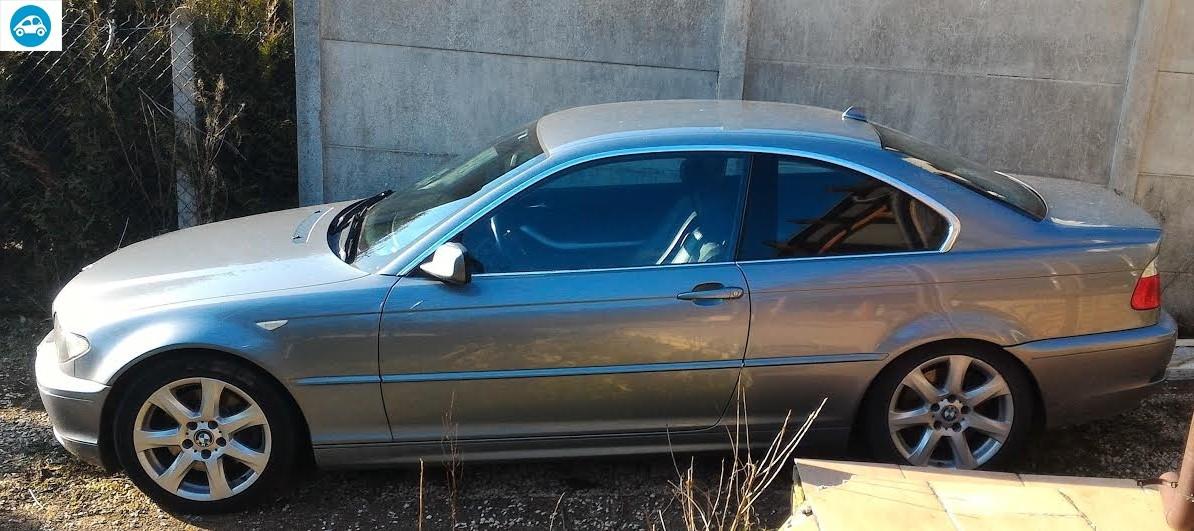 BMW Série 3 Coupé 2006