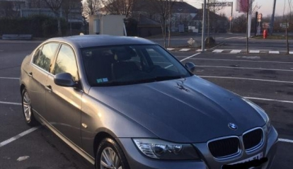 Bmw Serie 3 320 D Luxe 2010