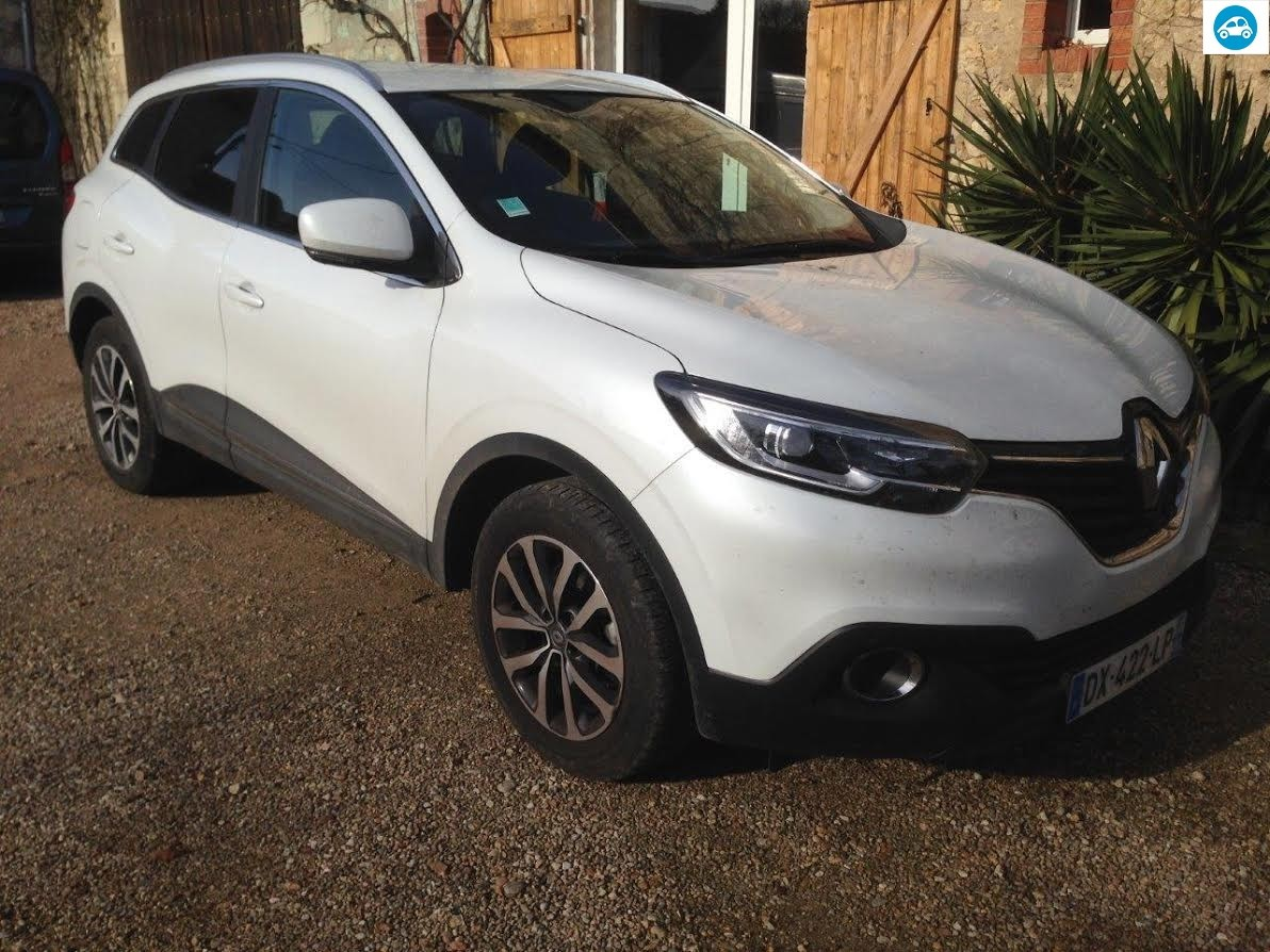 Renault Kadjar dCi Energy eco2 Business