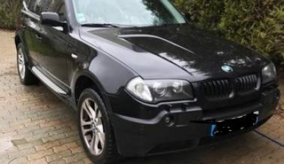 BMW X3 2.0 L Pack Luxe 2006