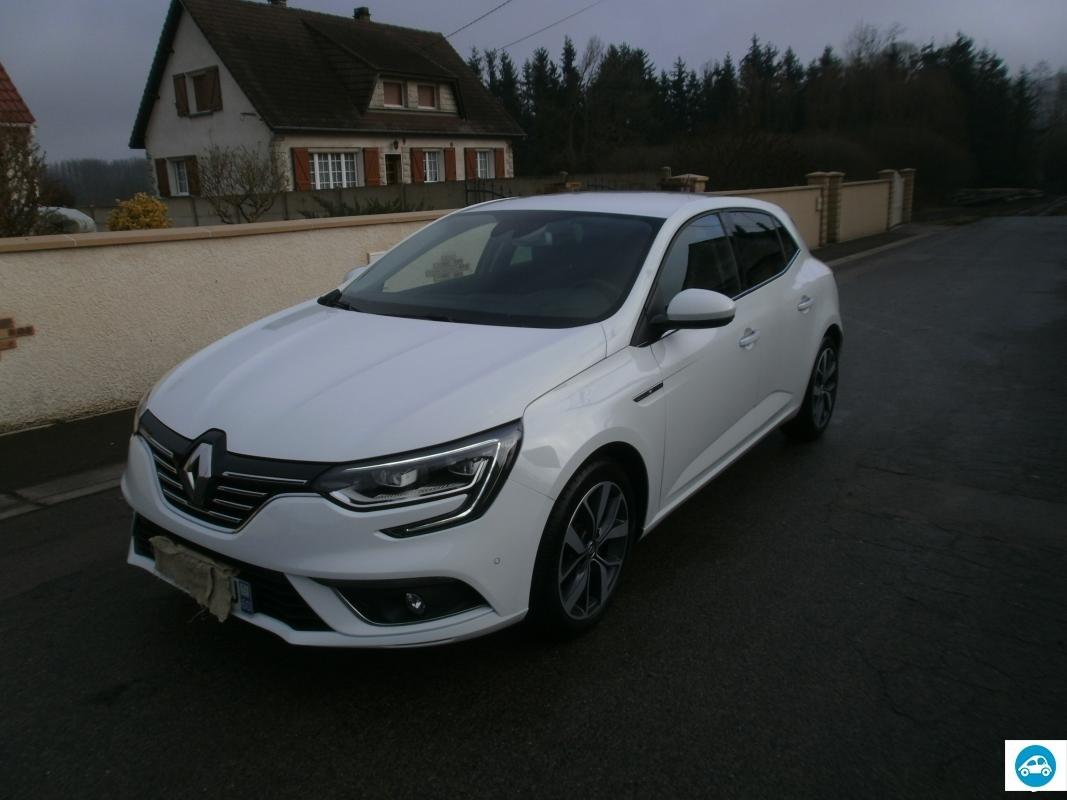 Renault Mégane IV 1.5 dCi 2016