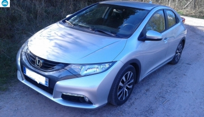 Honda Civic 1.6 L 2013