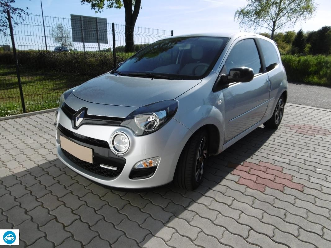 achat renault twingo dci initial 2013 d 39 occasion pas cher 8 200. Black Bedroom Furniture Sets. Home Design Ideas
