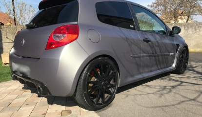 Renault Clio III Rs 2012