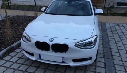 BMW Série 1 120D xDrive Lounge Plus 2012