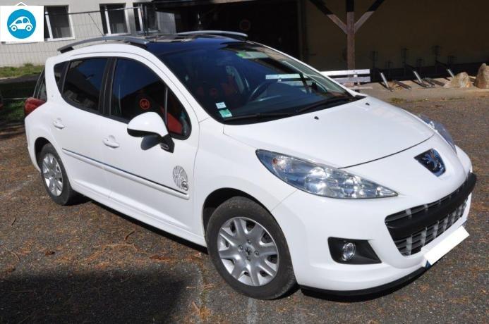 Peugeot 207 SW 1.6 HDI 2012