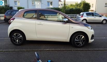 Peugeot 108 1.2 L Puretech Allure 2014